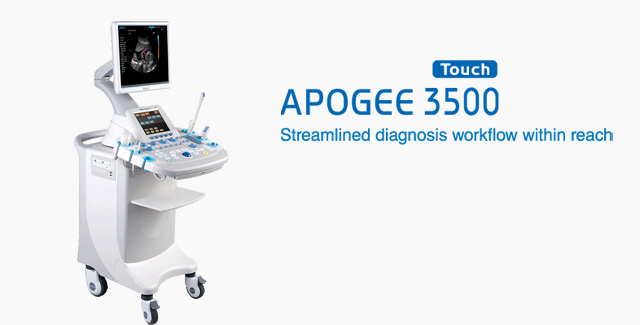 Apogee 3500 TOUCH